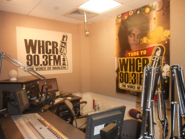 WHCR: The voice of Harlem