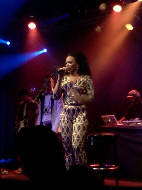 Elle Varner was born into a musical family, so the fact that she is now...