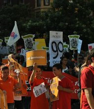 Low-wage workers let their voice be heard