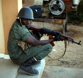 Meltdown in Mali as troops clash among themselves