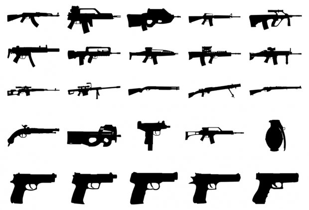 Ban assault weapons, launch an assault on poverty