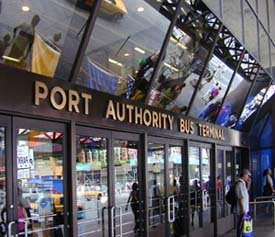 Airport workers gave the Port Authority a warning, and now elected officials have fired verbal warning shots on the workers' ...