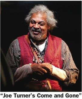 Roger Robinson, the only African-American actor nominated for a Tony Award this year, WON!! Yes,...