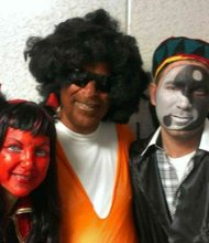 Black community reacts to Assemblyman Dav Hikind's blackface costume