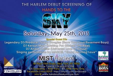 "The place to be Memorial Day Weekend! House Music Dance Party! ""Hands To The Sky""..."