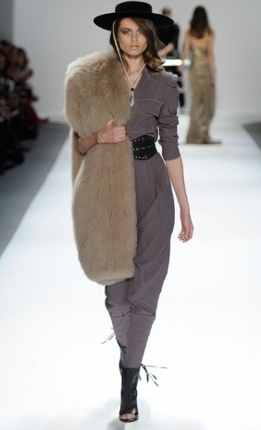 Fall/winter 2012: Fashion notes at Lincoln Center