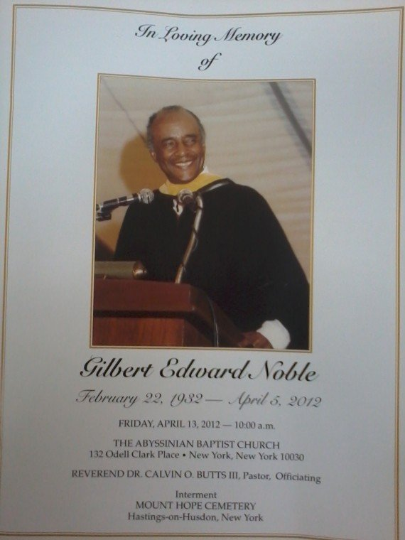Hundreds of mourners filled the Abyssinian Baptist Church in Harlem on Friday morning for the...