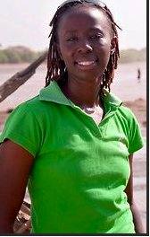 KENYAN WOMAN GETS PRIZE FOR HALTING DESTRUCTIVE DAM