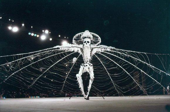 """Mas Man Peter Minshall Trinidad Carnival Artist"" (King Carnival Productions, Ltd. 2009), produced and directed..."