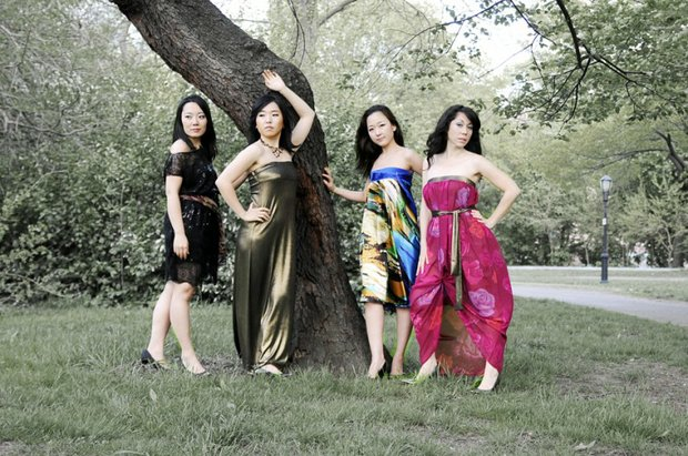 Janya Korean World Music Band plays DROM Friday Jan.6th 2012 8:30pm