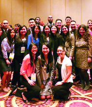 Touro College Pharmacy students present research in Las Vegas
