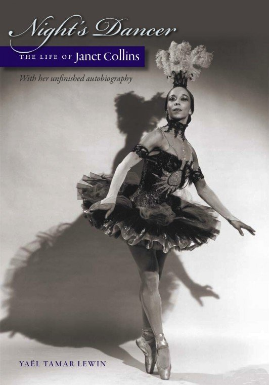 The life and memoirs of a pioneering prima ballerina