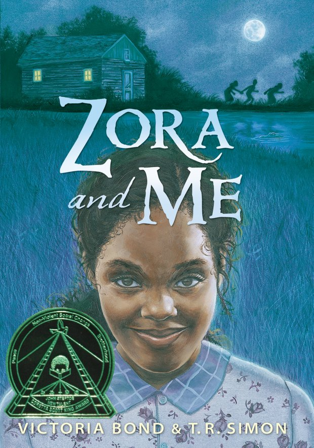 GoGAB's Tweensville: Switching on literacy with 'Zora and Me'
