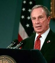 Michael R. Bloomberg (Bebeto Matthews/AP Photo)
