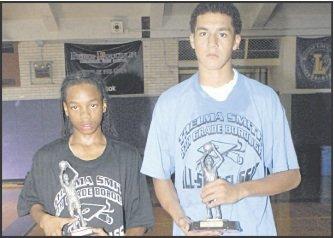 Eighth Grade All-Stars