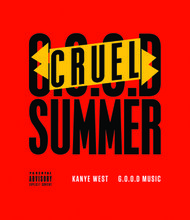 'Cruel Summer': Kanye doesn't need more people, he needs new people