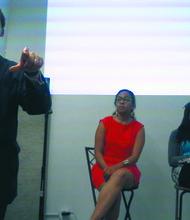Notable Afro-Brazilian film director Gabriela Dandara Watson premieres documentary in Harlem