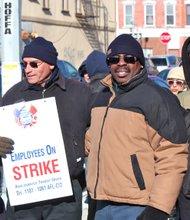 Membership falls at unions