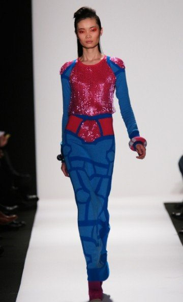 Fashion design students from California show work in NYC