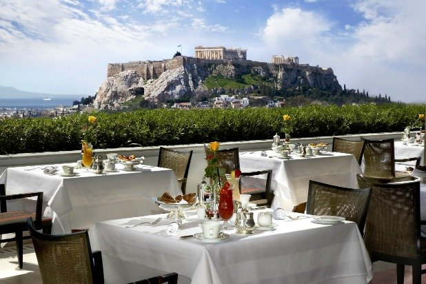 Ebony Escapes! to the '101 Best Hotel Restaurants Around the World'