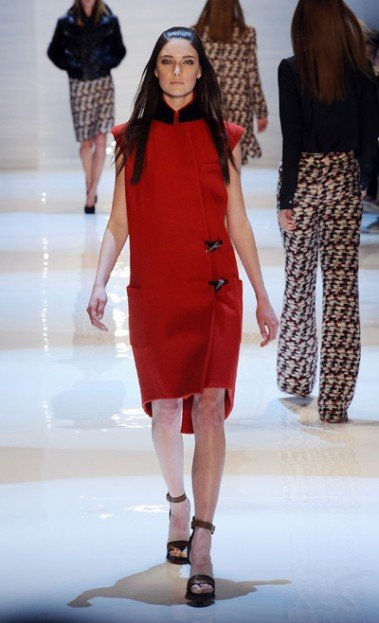 Derek Lam's new combinations for fall '11