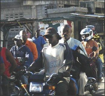 The recovery of Haiti: From Harlem to Haiti