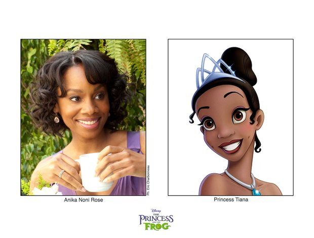 Anika Noni Rose talks about new Disney role