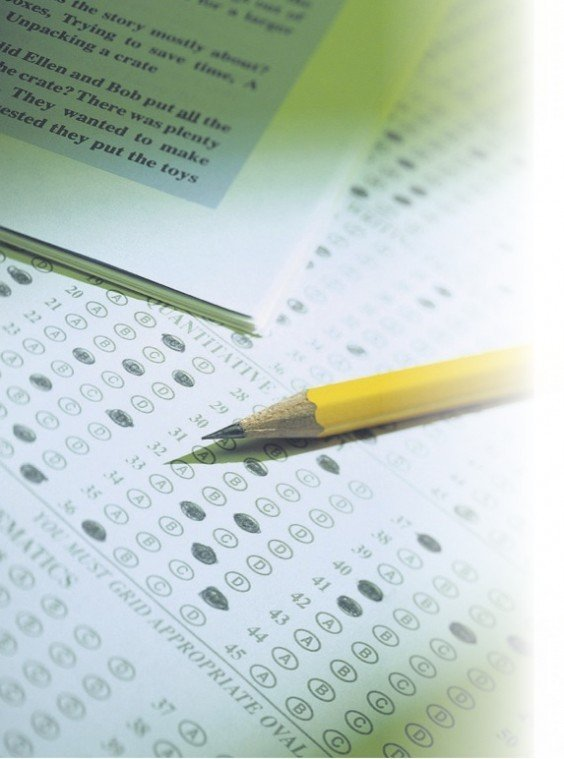 On the eve of state math tests for grades 3 through 8, the state teachers' union wishes the tests weren't ...