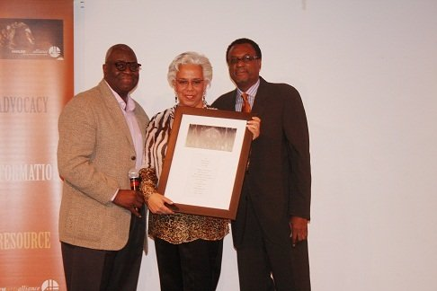 Harlem Arts Alliance Honors, Janet Rodriguez; Discover the Inspiration Behind India. Arie's Songs