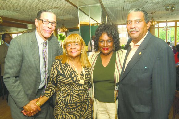 The Bedford-Stuyvesant YMCA and North Brooklyn YMCA held a fundraiser to benefit the YMCA Strong...