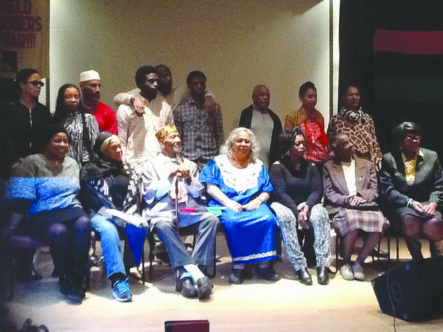Malcolm X Committee and 1199 SEIU hosts political prisoners dinner
