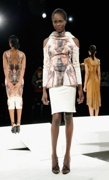 Hispanic fashion designer Altos De Chavon features latest work