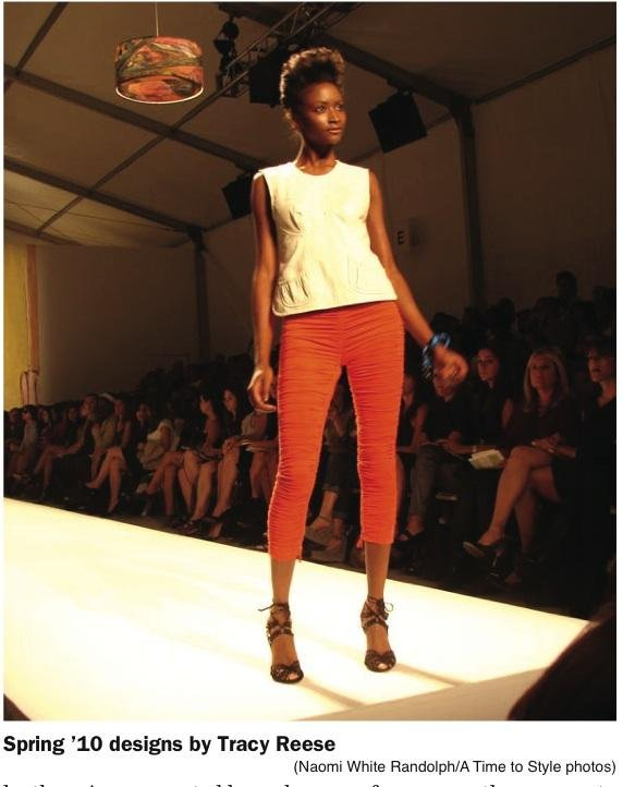 Designers are the spring fashion news for 2010! The looks are Gypsy-styled, mixed-up and chic....