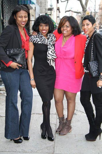 Spread love, it's the Brooklyn way: NYC's most fashionable attend Brooklyn Brunch Series
