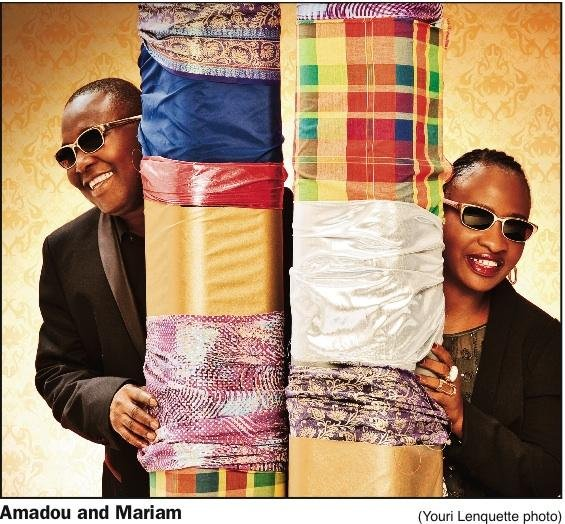 Africa Sings!!! Amadou & Mariam drop eagerly awaited CD