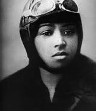 Elizabeth 'Bessie' Coleman: The original fly girl