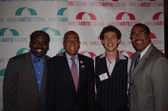 The Harlem Arts Festival (HAF) held its second annual fundraising gala last week at MIST,...