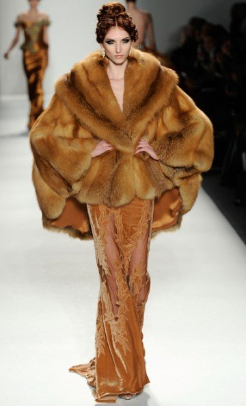 For fall/winter, furs dominate the runway. More designers than ever have created complementary fur collections,...