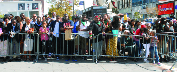 Many voiced their dissatisfaction regarding the gradual changes occurring in their beloved Black community at...