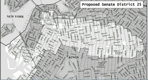Mapped out: Harlem under the redistricting knife
