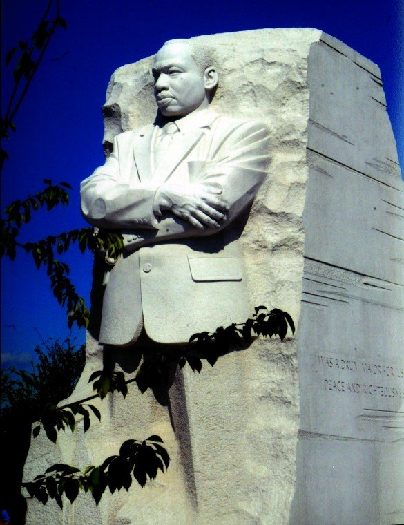 Controversial MLK inscription set to be removed, not replaced
