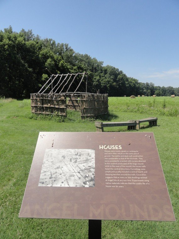 A wealth of history abounds in Evansville