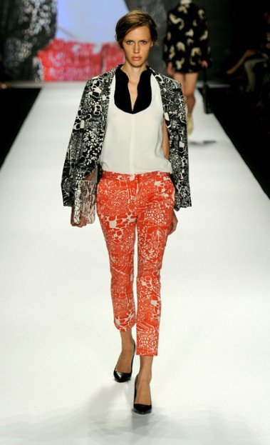 Spring '12: Lovely Zen Garden Looks