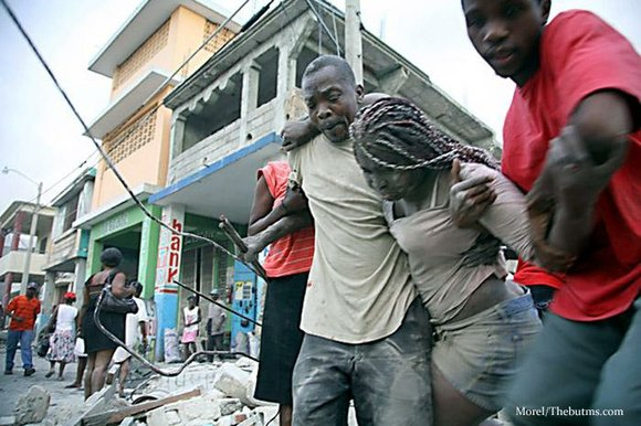 """Haiti today faced a natural disaster of unprecedented proportion, an earthquake unlike anything the country..."