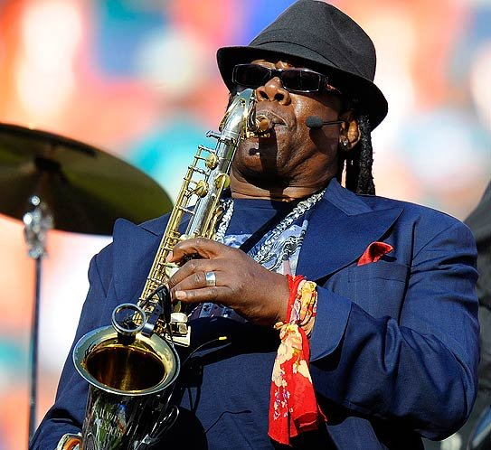 "Famed saxophonist for Bruce Springsteen's E Street Band, Clarence Clemons, has died. Known as ""The..."