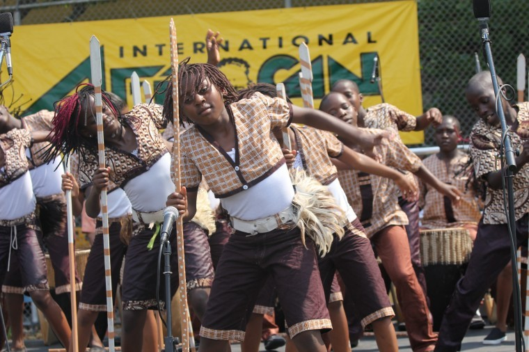 48th Annual African Arts Festival marks 50th anniversary of the founding of the East organization