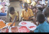 Ghana and Israel team up for kids