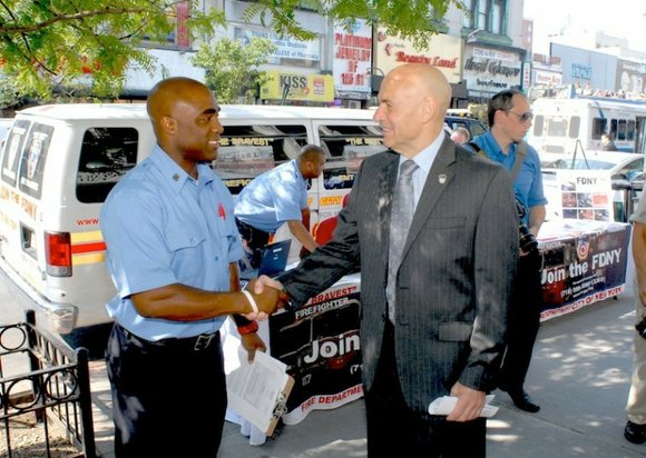 The FDNY's hiring process will be under the supervision of the federal court for the...