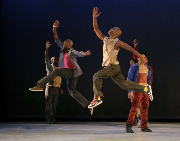 May just would not be the same without the Alvin Ailey American Dance Theater (AAADT)...