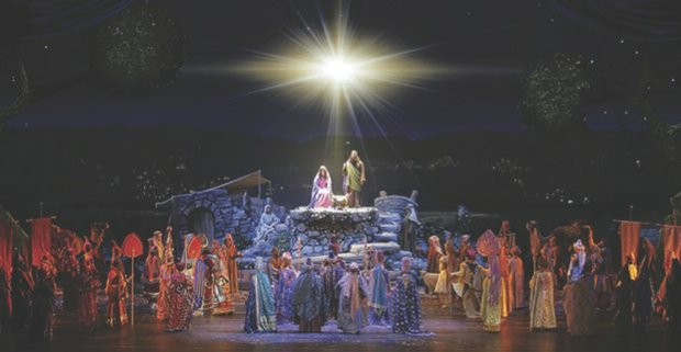 Holiday season, Radio City Christmas Spectacular: Check!
